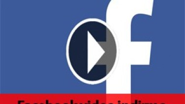 Facebook'tan Programsız Video İndirme